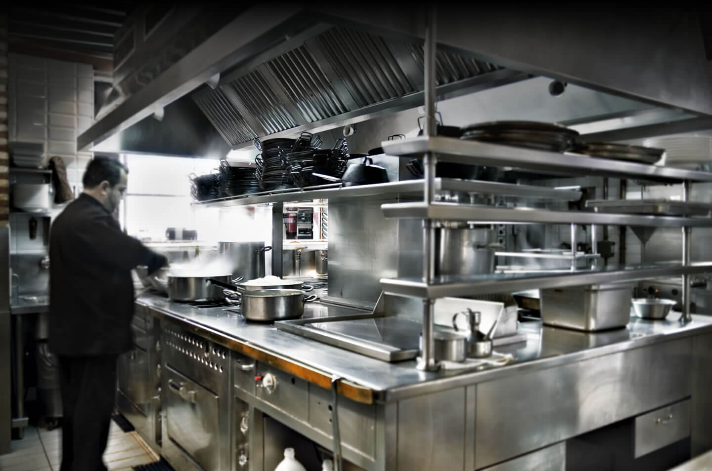 Restaurant Hood Cleaning - Kitchen Exhaust Cleaners in Riverside, Palm Springs, San Bernardino, Redlands, and Southern California Area