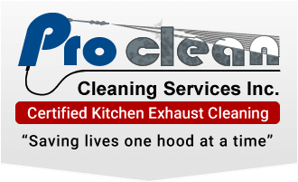 Pro Clean Hood Cleaning logo